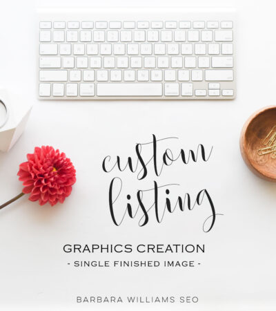 custom graphics creation single image