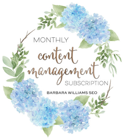 monthly content management subscription