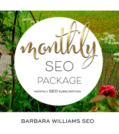 monthly seo subscription ongoing optimization wordpress websites